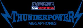 ThunderPower Megaphones